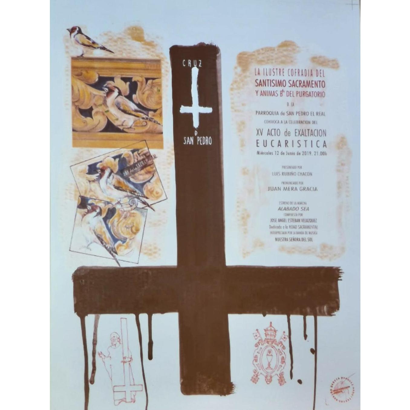 XV Acto de Exaltación Eucarística de la Cofradía del Santísimo Sacramento