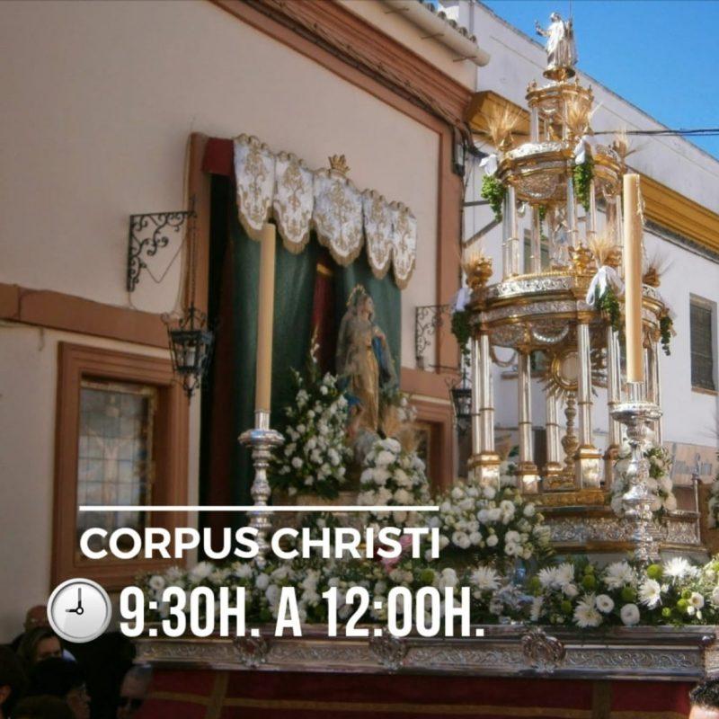 Procesión Corpus Christi de El Viso del Alcor