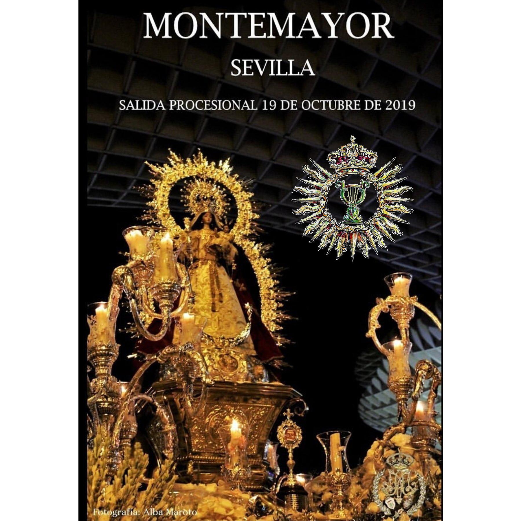 Salida Procesional de Nuestra Señora de Montemayor
